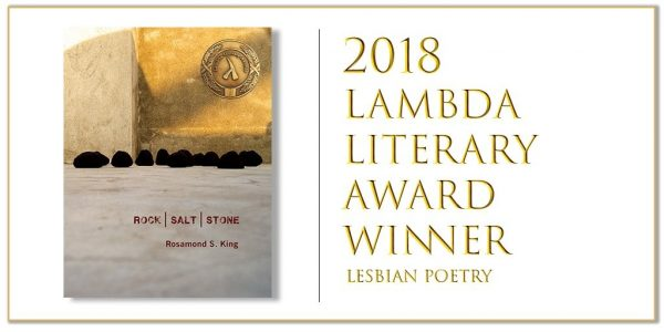 Lambda Literary award Winner Flyer