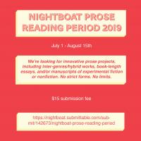 Prose Reading Period