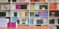 nightboat office shelves